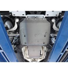 Защита картера и КПП Jaguar F-Pace ALF4404st