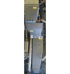 Защита топливного бака и РК Ford F-150 30707