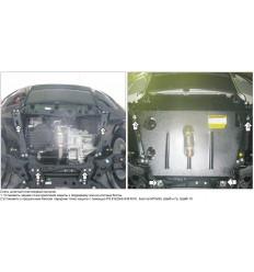 Защита картера, КПП и масляного фильтра Geely Emgrand X7 04205