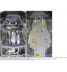 Защита картера, КПП и РК Great Wall Safe 03103
