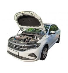 Амортизатор (упор) капота на Volkswagen Polo 13-05