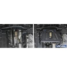 Защита кислородного датчика Renault Duster 111.4725.3