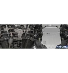 Защита КПП Lada (ВАЗ) Niva 333.6041.1