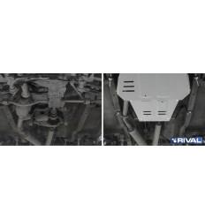 Защита РК Lada (ВАЗ) Niva 333.6042.1