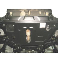 Защита картера и КПП Geely Emgrand X7 ALF0806st