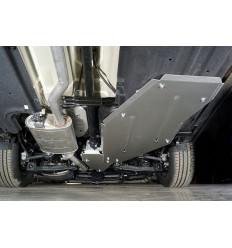 Защита топливного бака и адсорбера Kia Sorento ZKTCC00453