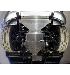 Защита картера, радиатора, КПП, РК и переднего редуктора Kia Mohave ZKTCC00466K