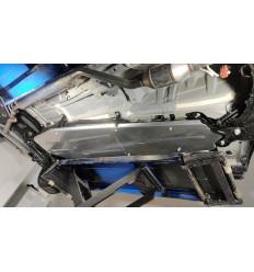 Защита топливного бака и адсорбера Changan CS75 ZKTCC00445