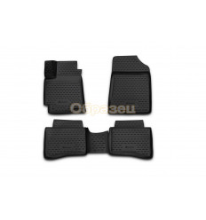 Коврики в салон Audi Q7 KVEST3D00609510k