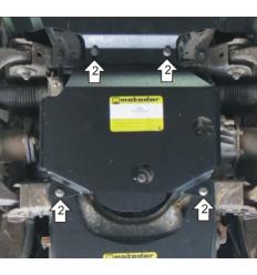 Защита картера Chevrolet TrailBlazer 13009