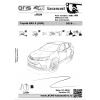 Фаркоп на Toyota Rav 4 3081-AN