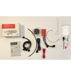 Штатная электрика к фаркопу на Renault Duster 105011