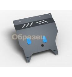 Защита картера, радиатора, КПП, РК, топливного бака и редуктора BMW X6 K333.0534.1