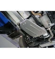 Защита топливного бака и заднего редуктора CHERYEXEED TXL ZKTCC00469