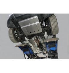 Защита картера, КПП, топливного бака, заднего редуктора и топливопровода CHERYEXEED TXL ZKTCC00471K