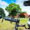 Велобагажник на фаркоп (под американский квадрат) Buzzrack E-Hornet H3 BRHP403