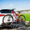 Велобагажник на фаркоп (под американский квадрат) Buzzrack Buzzracer H4 BRHP334