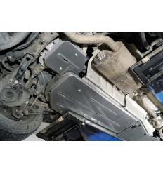 Защита топливного бака Toyota Highlander ZKTCC00474