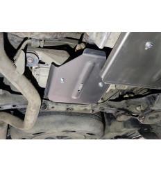 Защита заднего редуктора Toyota Highlander ZKTCC00473