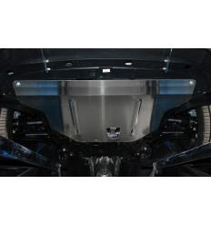 Защита картера, КПП, топливного бака, адсорбера и заднего редуктора Kia Seltos ZKTCC00432K