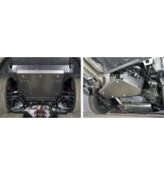 Защита картера, КПП и топливного бака Geely Coolray ZKTCC00437K