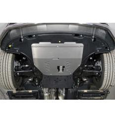 Защита картера, КПП, топливного бака, адсорбера и дифференциала Kia Sorento ZKTCC00455K