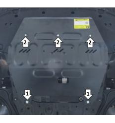 Защита картера и КПП Kia K5 71013
