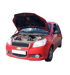 Амортизатор (упор) капота на Chevrolet Aveo 14-03