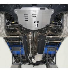 Защита картера, КПП, топливного бака и заднего редуктора Hyundai Palisade ZKTCC00485K