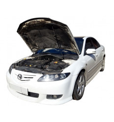 Амортизатор (упор) капота на Mazda 6 08-02/1