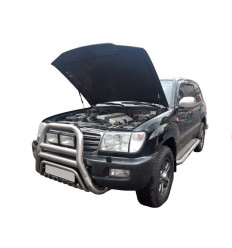 Амортизатор (упор) капота на Toyota Land Cruiser 15-10