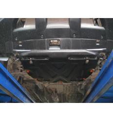 Защита картера и КПП Honda CR-V ALF0928st