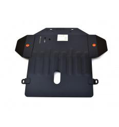 Защита картера и КПП Opel Calibra ALF1607st
