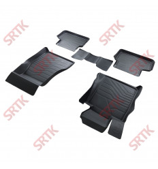 Коврики в салон BMW 5 3D.BM.5.16G.08015