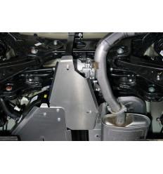 Защита дифференциала Hyundai Santa Fe ZKTCC00454