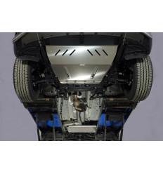 Защита картера, КПП и топливного бака Chery Tiggo 8 Pro ZKTCC00479K
