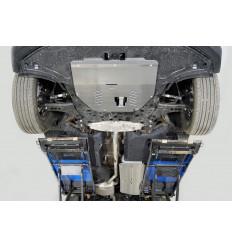 Защита картера, КПП и топливного бака Kia Carnival ZKTCC00487K