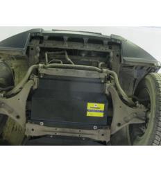 Защита радиатора и интеркулера Mitsubishi Pajero 01341