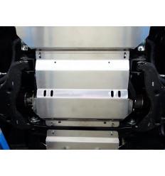 Защита картера Mitsubishi Pajero Sport ZKTCC00047