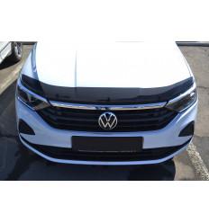 Дефлектор капота (отбойник) на Volkswagen Polo SVOPOL2012