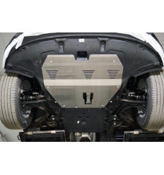 Защита картера и КПП Hyundai Tucson ZKTCC00495