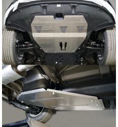 Защита картера, КПП и топливного бака Hyundai Tucson ZKTCC00497K