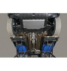 Защита картера, КПП и топливного бака Hyundai Creta ZKTCC00499K