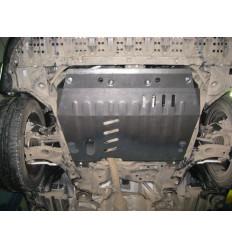 Защита картера и КПП Suzuki Kizashi ALF2320st