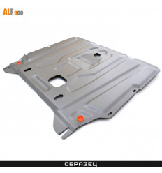 Защита картера и КПП Volvo XC90 ALF2713AL