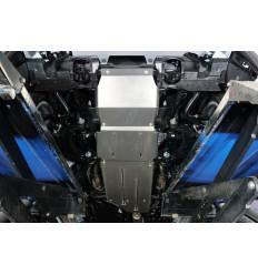 Защита радиатора, переднего редуктора, КПП и РК Toyota Land Cruiser 300 ZKTCC00505K