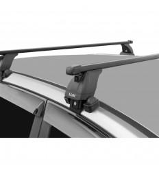 Багажник на крышу для Lada (ВАЗ) Niva Travel 790289+846103+600358