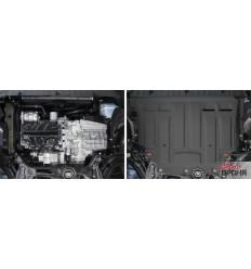 Защита картера и КПП Volkswagen Taos 111.05127.1