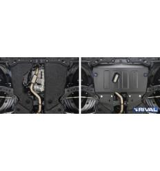 Защита картера и КПП Toyota Highlander 111.9549.1