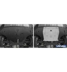 Защита картера и КПП Hyundai Palisade 333.2385.1
